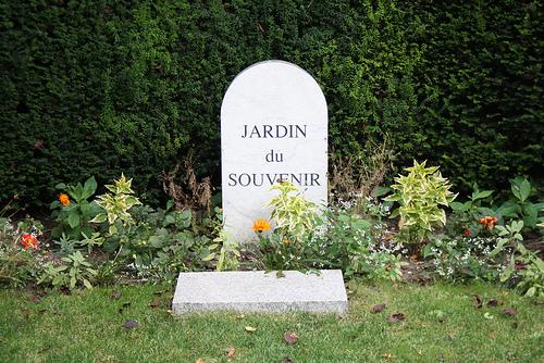 Liminaire - Jardin du souvenir pere lachaise ...